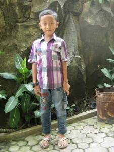 NOVA jongen 7 jaar, 1e klas lagere school