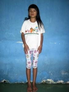 YARNI meisje , 8 jaar 2e klas lagere school
